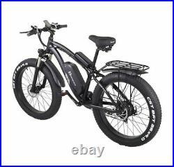 1000W Motor E Bicycle MX02S 26 Fat Tire Tyre Electric Bike 40km WARRANTY