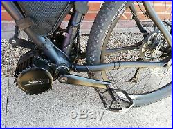 1600 W Electric Bike BBSHD MOTOR
