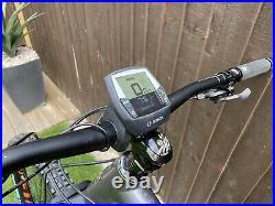 2018 Lapierre Overvolt AM 700i, New Motor, Electric Mountain Bike, Low Miles