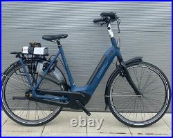 2020 Gazelle Grenoble C8 Dutch city electric unisex Bike BOSCH Motor 61 Cm