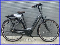 2020 Gazelle Orange C7+ Elite Dutch city electric unisex Bike BOSCH Motor 57 Cm