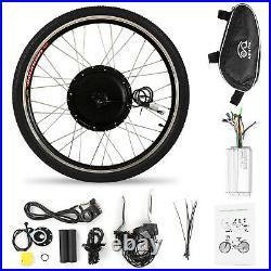 20in/26in/28in Electric Bicycle Motor Conversion Kit E Bike Front Wheel Hub M3N5