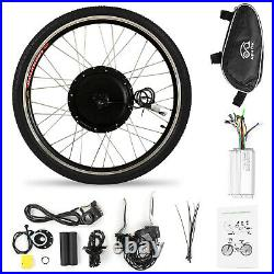 20inch/26inch/28inch Electric Bike Conversion Kit Front Wheel Hub Motor Kit Y4S6