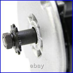 24V 250W Brush Motor Kit Speed Controller Pedal for Electric ATV e Bike Go kart