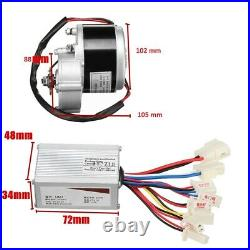 24V 250W Electric Bike Conversion Kit Motor Controller For 22-28 Common