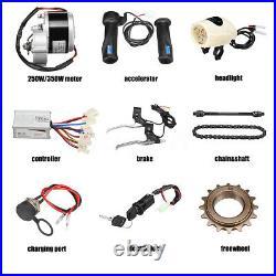 24V/36V 250With350W Electric Bike Conversion E-Bike Motor Controller Fr 22-28'