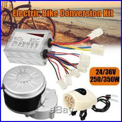 24V/36V 250With350W Electric Bike Conversion Kit Motor Controller fr 22-28 E-Bike