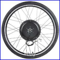 26 48V 1000W Electric Bicycle Motor Conversion Kit Rear Wheel Bike Cycling Hub