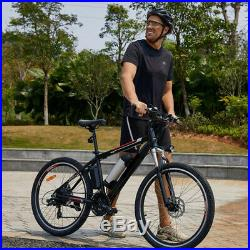 26 Electric Bike E-Bike Mountain Bicycle 250W 36V Motor CityBike Cycling 35km/h