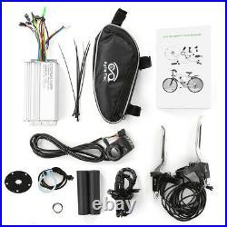 26inch 500W Electric Bicycle Conversion Kit E Bike Front Wheel Motor Hub O5K9