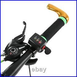 26x1.75'' Electric Bike Conversion Kit Front Wheel Hub Motor Kit 36V 500W S3Z4