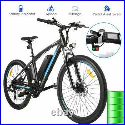 27.5 Electric Bikes Electric Mountain Bike E-Bike City Bicycle 10Ah Li-ion Bike