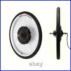 28 48V 1000W Rear Wheel Electric Bicycle Motor Set E Bike Conversion Kit new