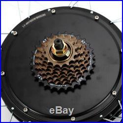 28 48V Electric Bicycle E-bike Conversion Kit 1000W Rear Wheel Rear Motor SALE