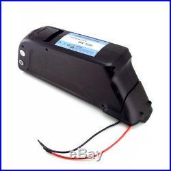 36V 12Ah Electric Bike Battery New 36 Volt Dolphin Style Fits 500w Motors