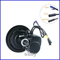 36V 48V 250W 350W 500W Tongsheng Mid Drive Motor Electric Bike Conversion Kit