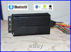 36v 48v 60v 72v 40A BT PROGRAMMABLE E BIKE ELECTRIC BRUSHLESS MOTOR CONTROLLER