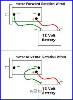 3 HP 12 VOLT DC MOTOR Electric Car / Bike / Kart / Battle Bot O