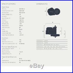 48V1000W BAFANG Mid-drive Motor Electric Bike Conversion Kit for Standard Bikes