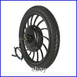 48V 1000W Ebike Electric Bicycle Front or Rear Motoriz Integral Motor Wheel 20'