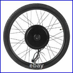 48V 1000W Electric Bicycle Hub Motor Conversion Kit 26 Front Wheel E-bike Kit