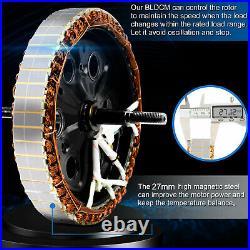 48V 1000W Electric Bicycle Motor Conversion Kit E Bike Front Wheel Hub 26