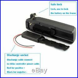 48V 10.4Ah HaiLong Battery Pack for E-Bike Electric Bicycle 350W 500W Bike Motor