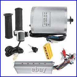 48V 2000W Electric Brush Motor+Controller Kit EBike Conversion Upgrade Part