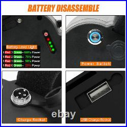 48V 20Ah Li-oin Triangle Battery Electric Bike Lithium Battery for Bafang Motor