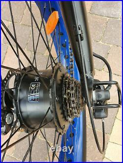 48V 500W rear Hub motor / Fat tire electric mountain bike Ebike