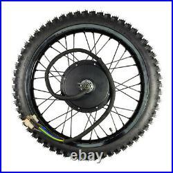 48V-72V 3000W-5000W 21'' Motorcycle Rim Rear Wheel 26'' Ebike Electric Bicycle