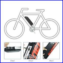 48V 750W BAFANG BBS02B Mid Drive Crank Motor Electric Bicycle Conversion Kit