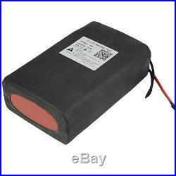 48v 18Ah Lithium Li-ion Cell Battery Pack for Electric Bike 1000W Motor