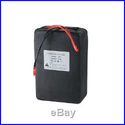 48v 30Ah Lithium Li-ion Cell Battery Pack for Electric Bike 1500W Motor