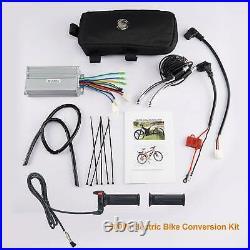 500/1000W 26 Electric Bike Motor E Bicycle Front/Rear Wheel Conversion Kit PAS