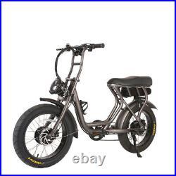 500 W Chopster Serenity (Ariel rider) electric bike rear hub motor