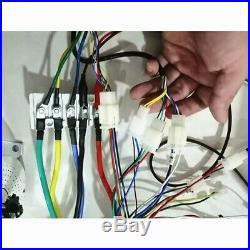72V 3000W BLDC Brushless Motor Kit + Controller For Electric Scooter E-Bike UK