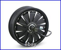 72V 96V 120V brushless DC hub motor for 12 1500W 2000W 3000W ebike Scooter Fast