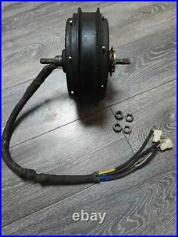 72v 5000w Hub Motor Qs V3.5t 50H For Electric Bike