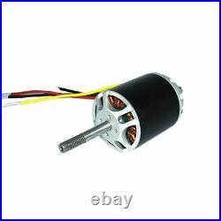 80100 Brushless DC Motor 180KV 7000W High Torque Electric Bike e Skate Go Cart