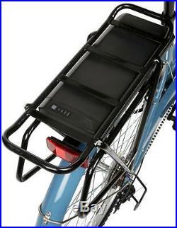 Apollo Metis Womens Electric Hybrid Bike V Brakes Ladies Bicycle 6Gear 26 Wheel