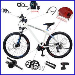 BAFANG BBS02B 48V 750W Mid Drive Motor Conversion Kit DIY Electric Bicycle ebike