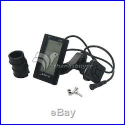 BAFANG BBS02 48V 750W Mid Drive Motor Electric Bike Conversion Kit C965 LCD #UK