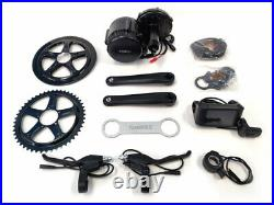 BAFANG BBS02 Mid Drive Motor Electric Bike E-Bike Conversion Kit 48V 750W