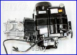 BT 125cc Kick Electric Start Semi-Auto Engine Motor PIT PRO Trail Dirt Bike