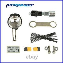 Bafang BBS02B 48V 750W mid drive Motor kit Bicycle Electric Newest version