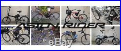 Bike Motor Electric Ebike Kit Conversion Fast Install Convert Any Bike Up 800W