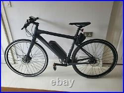 Boardman URB 8.6 2021 Hybrid Sports Bike electric front motor conversion 250w 36