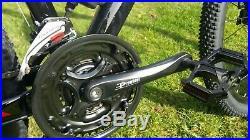 Brand New 26 High Quality Electric Bike / E Bike / Mountain Bike (Black)