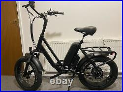 Brand New Electric Utility (Style) Fat Tire Bicycle 48V 500W Rear Hub Motor SOLD